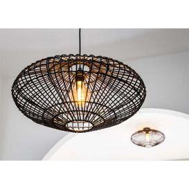 Hanglamp Magali zwart