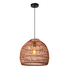 Hanglamp Moloko Ø40cm okergeel