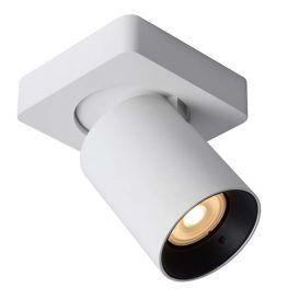 Plafondspot Nigel wit 1 lamp