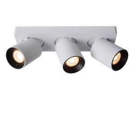 Plafondspot Nigel wit 3 lampen