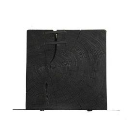 Wandplank Plaque zwart