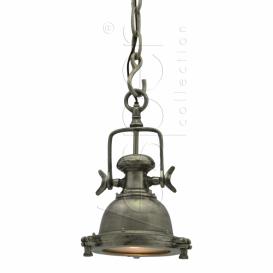 Hanglamp Dennis 37x23cm rough