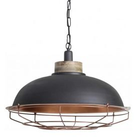 Hanglamp 55x36cm Miliana