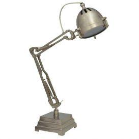 Bureaulamp Enzo 73cm mat nickel