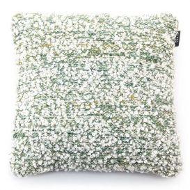 Kussen Shaggy 45x45cm groen