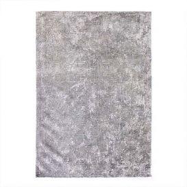 Vloerkleed Madam grijs 160x230cm