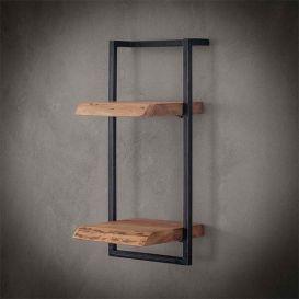 Wandplank edge 30cm H=65cm