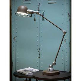 Tafellamp Honore roest bruin