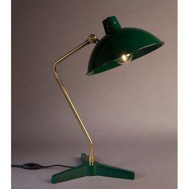 Bureaulamp Devi Groen