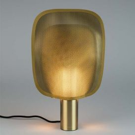 Tafellamp Mai S brons