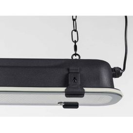 Lamp Pendant G.T.A. zwart XL