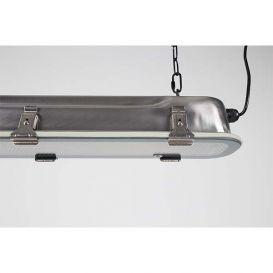 Lamp Pendant G.T.A. nickel XL