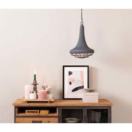 Hanglamp Wout mat grijs