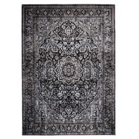 Vloerkleed Chi zwart 160x230cm