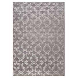 Vloerkleed Feike grijs 160x230cm Scandic House