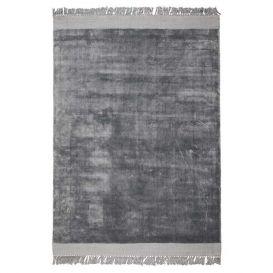 Vloerkleed Blink zilver 200x300cm