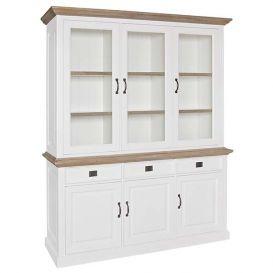 Buffetkast Oakdale 2x3 deurs 3 laden