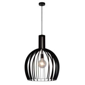 Hanglamp Mikaela zwart metaal