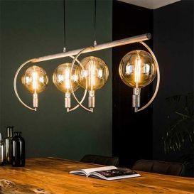 Hanglamp Chop 4 lampen XL