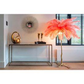 Vloerlamp Burlesque coral