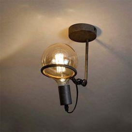 Plafondlamp Saturn 1 lamp voor Ø12,5 lichtbron