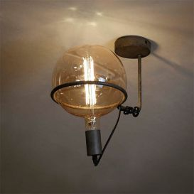 Plafondlamp Saturn 1 lamp voor Ø20 lichtbron