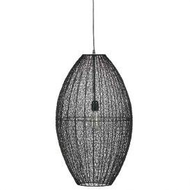 Hanglamp Creative XL metaal zwart