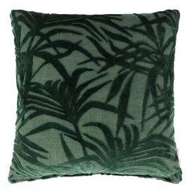 Kussen Miami palmtree green