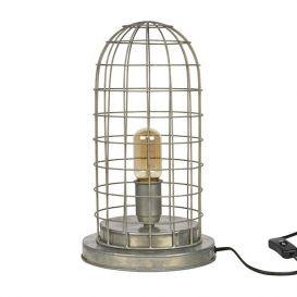 Tafellamp Hive Kooi zink BePureHome