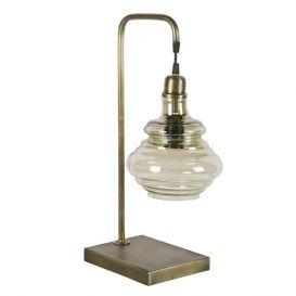 Tafellamp Obvious antique brass