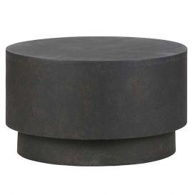 Salontafel Dean M betonlook bruin