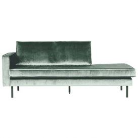 Rodeo daybed links velvet mint BePureHome