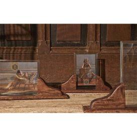 Fotolijst Beloved L hout bruin