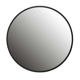 Spiegel Lauren XXL metaal zwart rond 100cm