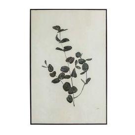Kunstlijst Yaro eucalyptus zwart