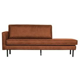 Rodeo daybed links cognac