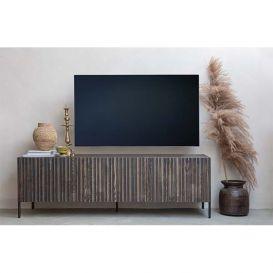 Tv-meubel Gravure bruin essen