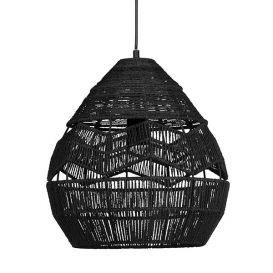 Hanglamp Adelaide zwart ø35cm