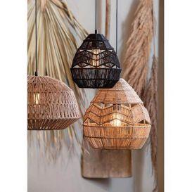 Hanglamp Adelaide naturel ø25cm