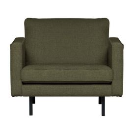 Fauteuil Rodeo Stretched tea leave