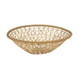 Mand Filo rond goud