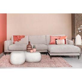 Loungebank Gasper 2,5-zits + loungedeelte