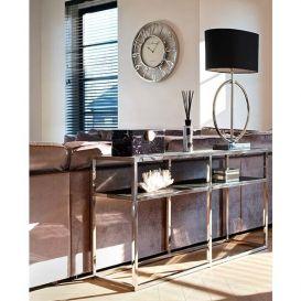 Wandtafel Blackbone silver 150cm