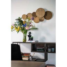 Wanddecoratie Round&Round naturel