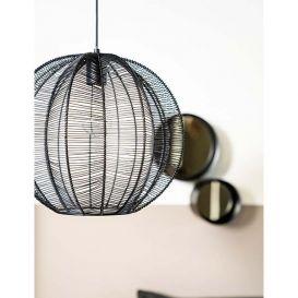 Hanglamp Floss klein zwart