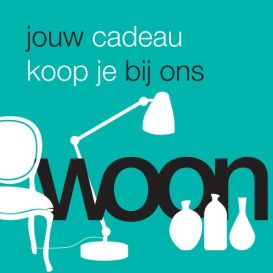 Woon Cadeaubon 25 euro