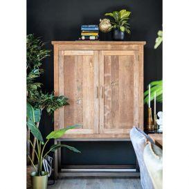 Kabinet Geneve 2-deurs 180cm