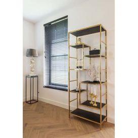 Wandkast Blackbone goud