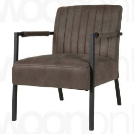 Fauteuil Pandora softyl staal