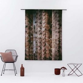 Wandkleed Hanging Baskets medium Urban Cotton